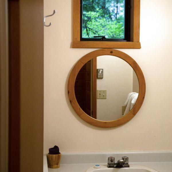 Cabin Room Bathroom